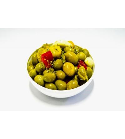 Aceituna Chupadedos, 700 gr.